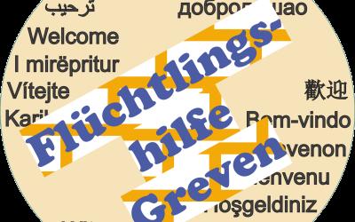 """Einige Erläuterungen zum Aufbau der Internetseite """"Flüchtlingshilfe-Greven.de"""""""