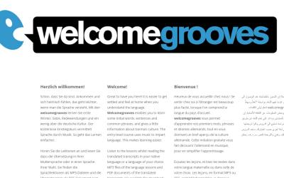 Welcome Grooves – Ein deutscher Sprachkurs mit Musik