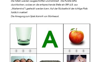 Arbeitsmaterialien für den Deutsch-Unterricht aller Altersklassen