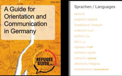 RefugeeGuide – Tipps und Informationen für das Leben in Deutschland.