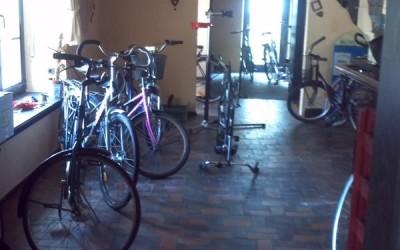 Fahrräder für Flüchtlinge aus Reckenfeld und GrevenFfF