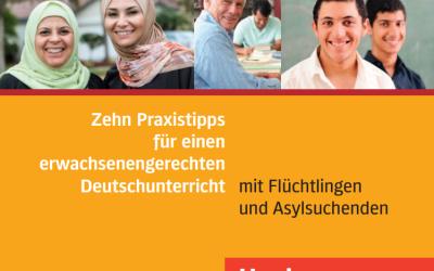 10 Praxistipps für einen erwachsenengerechten Deutsch-Unterricht