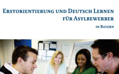 Erstorientierung und Deutsch lernen für Asylbewerber (nicht nur) in Bayern