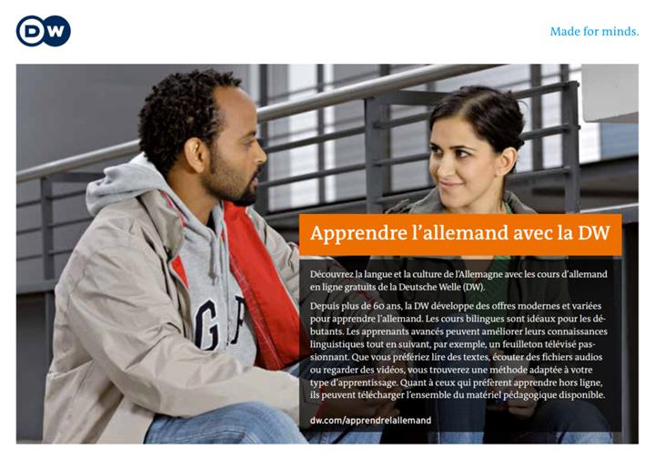 Französisch - DW (Copy)