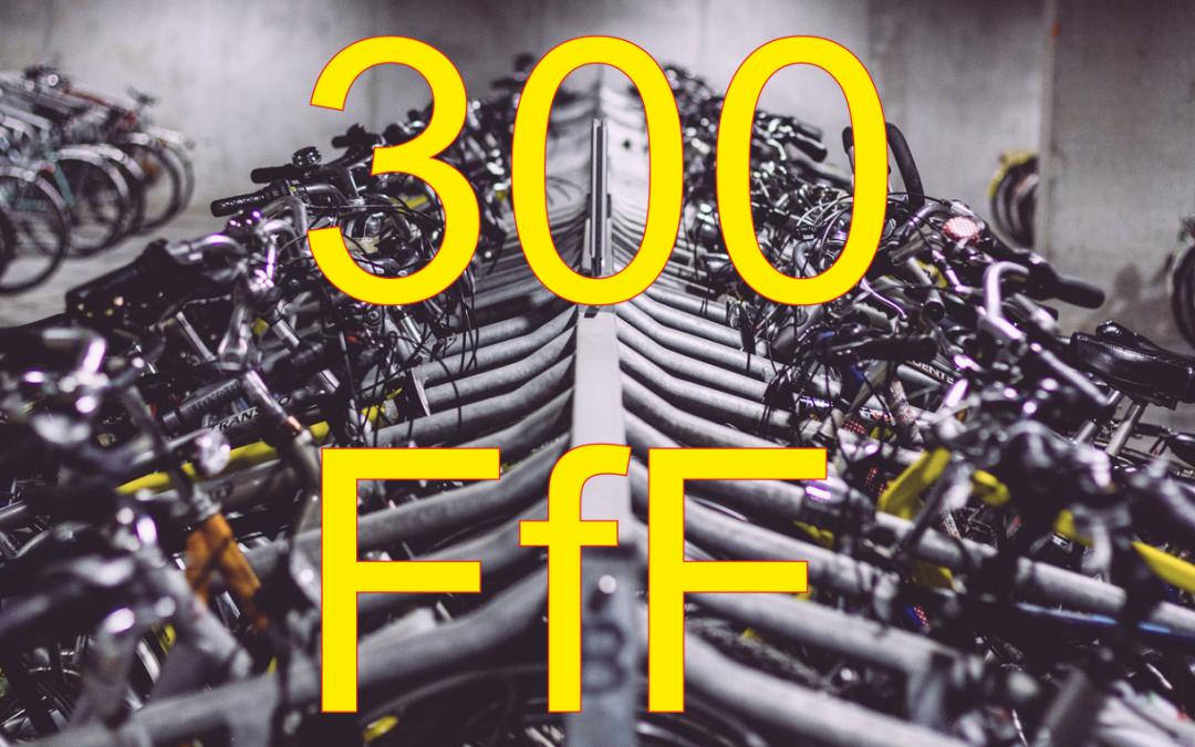 300 Fahrräder für Flüchtlinge gesammelt – nach einer Großspende aus dem Fundbüro