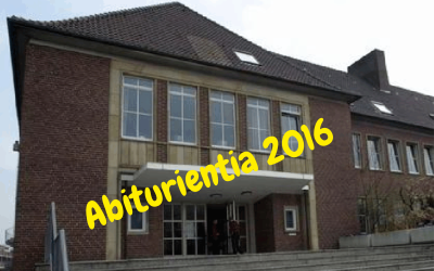 Vorbildliche Abiturientia 2016 am Augustinianum Greven