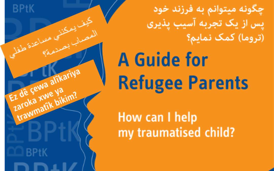 Wie kann ich meinem traumatisierten Kind helfen?