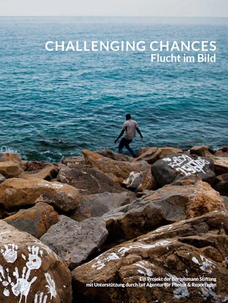 Flucht im Bild-Challenging Chances